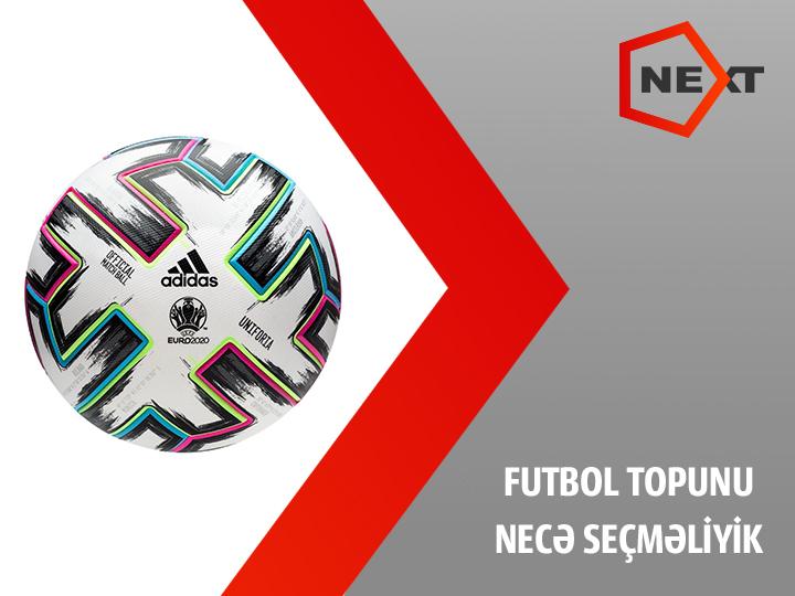 Keyfiyyətli futbol topunu necə seçək? – VİDEO