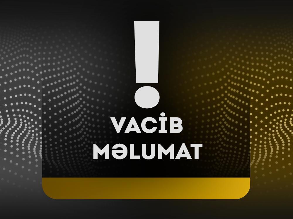 MFL-dən vacib qərar: turnirlər təxirə salınır