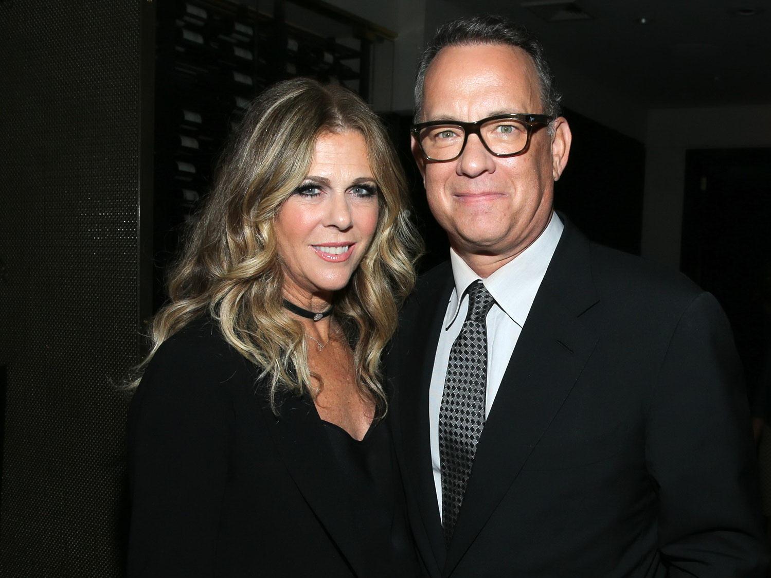 Том Хэнкс и его супруга выписаны из больницы