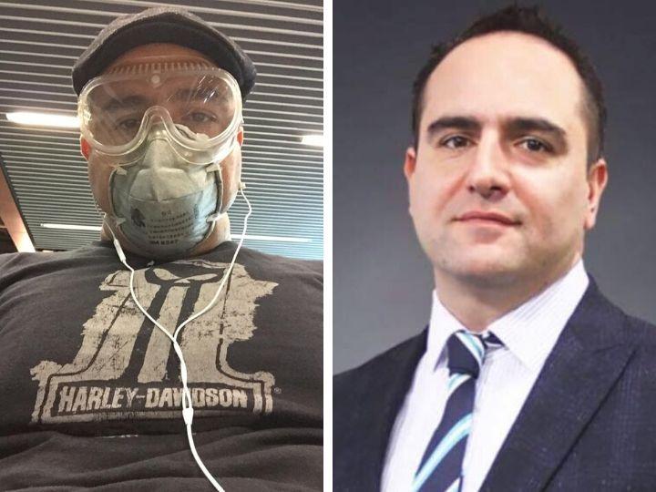 Находящийся на карантине в Нефтечале Эльчин Абдуллаев об условиях в больнице: «Врачи – просто молодцы» – ФОТО – ВИДЕО