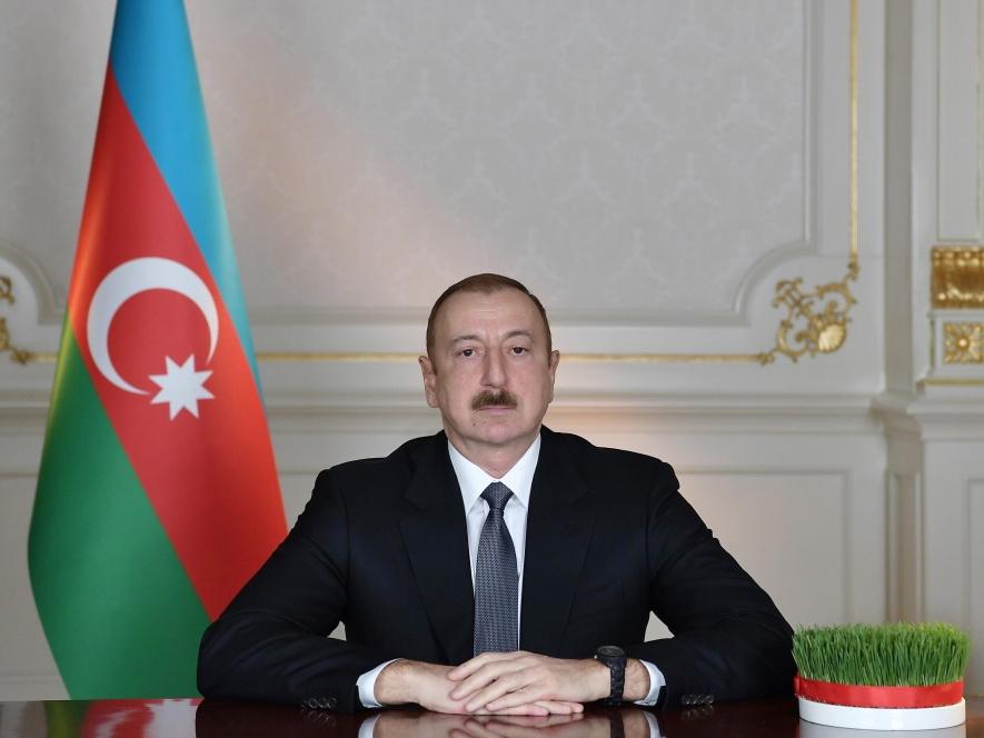 Ильхам Алиев поздравил азербайджанский народ по случаю Новруз байрамы - ВИДЕО