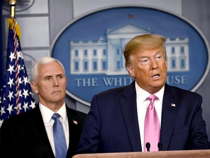 «Китайский вирус» и Дональд Трамп: президента США упрекают в расизме – ВИДЕО