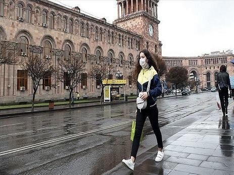 Ermənistanda koronavirusa yoluxanların sayı kəskin artıb: 160 nəfər