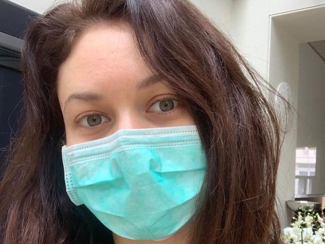 Зараженная коронавирусом Ольга Куриленко: «Думаю, я полностью выздоровела» - ФОТО