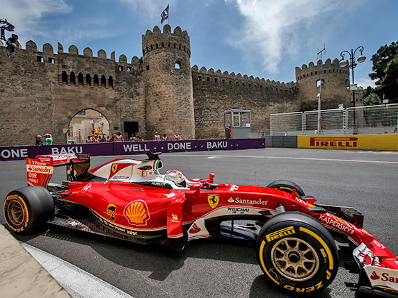 «Формула-1» утвердила дату Гран-при Азербайджана