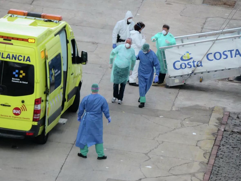 В Испании 5,4 тысячи медиков заразились коронавирусом