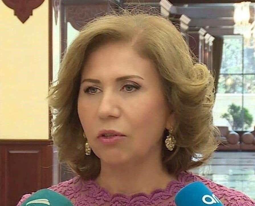 Bahar Muradova koronavirusla bağlı ailələrə çağırış edib