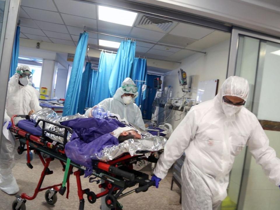 В Великобритании за сутки умерли 260 заразившихся коронавирусом