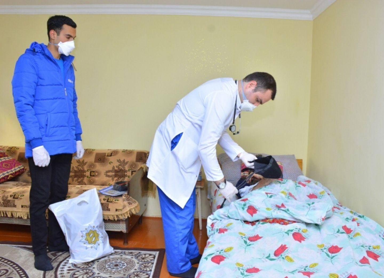 Фонд Гейдара Алиева реализует социальный проект в рамках мер по предотвращению распространения инфекции коронавируса - ФОТО