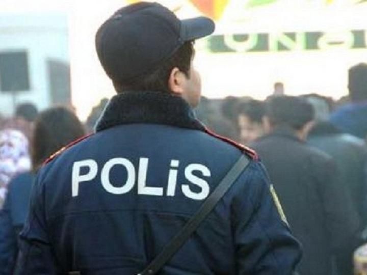 Polis ötən gün 43 nəfəri saxladı