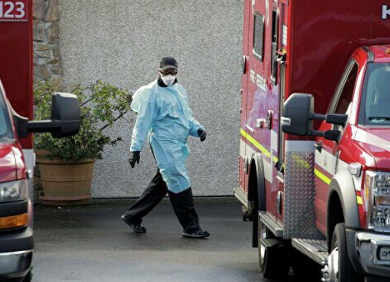 Число жертв коронавируса в США превысило 1 тыс. человек