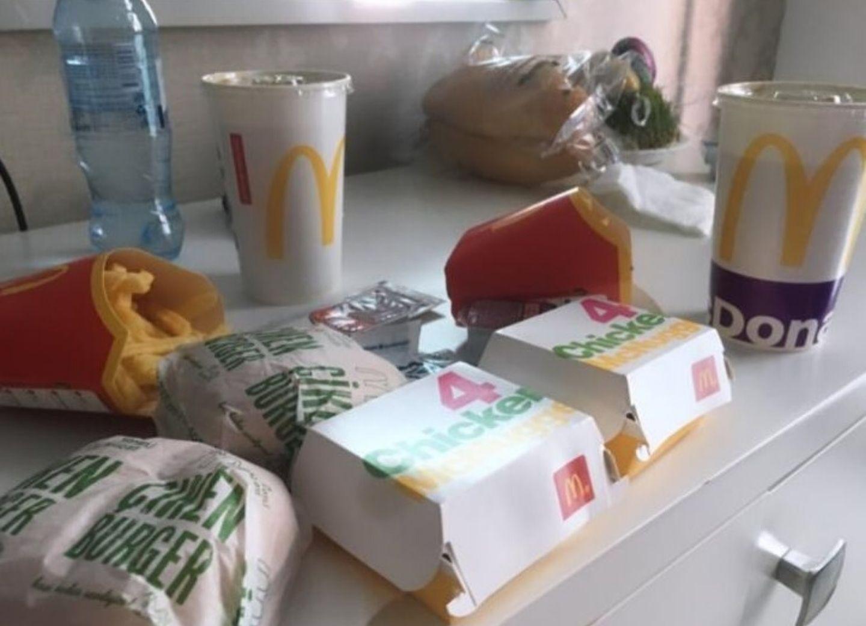 «Спасибо, что думаете о нас!». Приятный сюрприз от McDonald's Азербайджан для находящихся на карантине