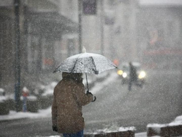 Hava XƏBƏRDARLIĞI: Qar, yağış yağacaq