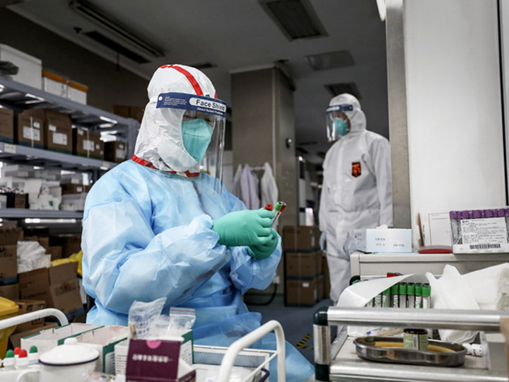В Китае остановили распространение коронавируса