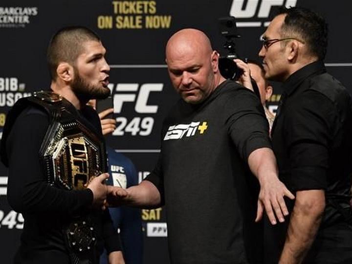 Нурмагомедов: UFC ищет нового соперника для Фергюсона
