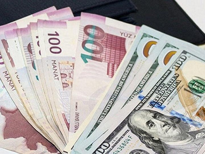 Manatın dollara qarşı sabaha olan rəsmi məzənnəsi açıqlanıb