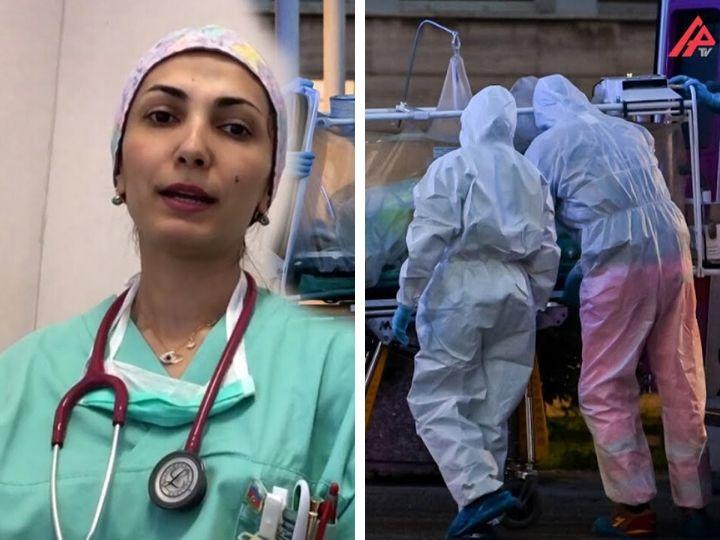 Азербайджанский врач, работающий в Италии: «Негде размещать тех, кто умер от вируса» - ВИДЕО