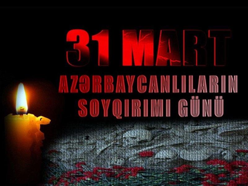 31 Mart - Azərbaycanlıların Soyqırımı Günü ilə bağlı film hazırlanıb - VİDEO