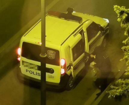 Очередной жест доброты от азербайджанских полицейских: Помощь нуждающемуся – ФОТО