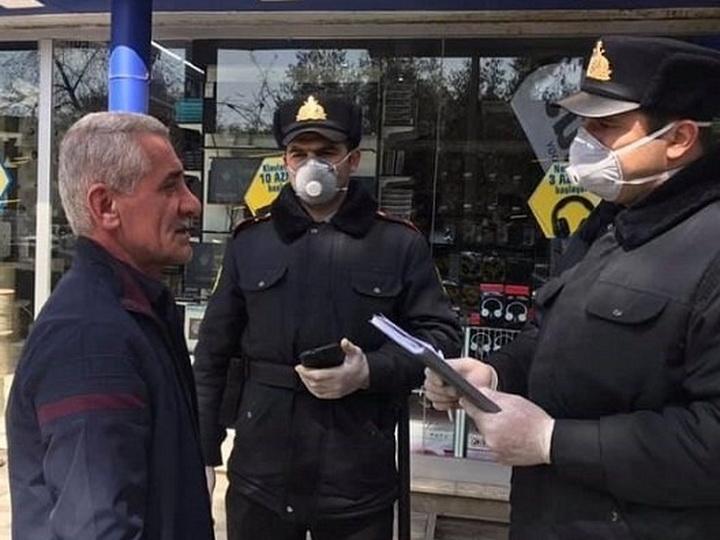 МВД о привлечении к ответственности нарушителей запретов Оперативного штаба Кабмина