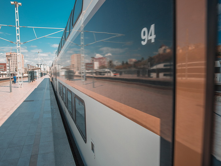 Изменен график движения поездов по Абшеронской кольцевой железной дороге – ФОТО