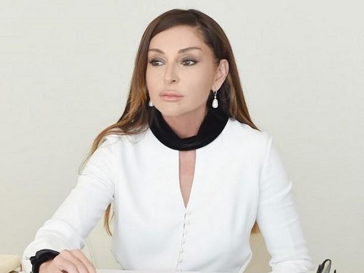 Mehriban Əliyevadan soyqırımla bağlı paylaşım