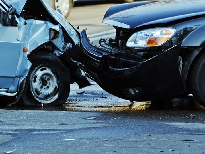 Ötən günün yol qəzaları: 1 ölü, 3 yaralı