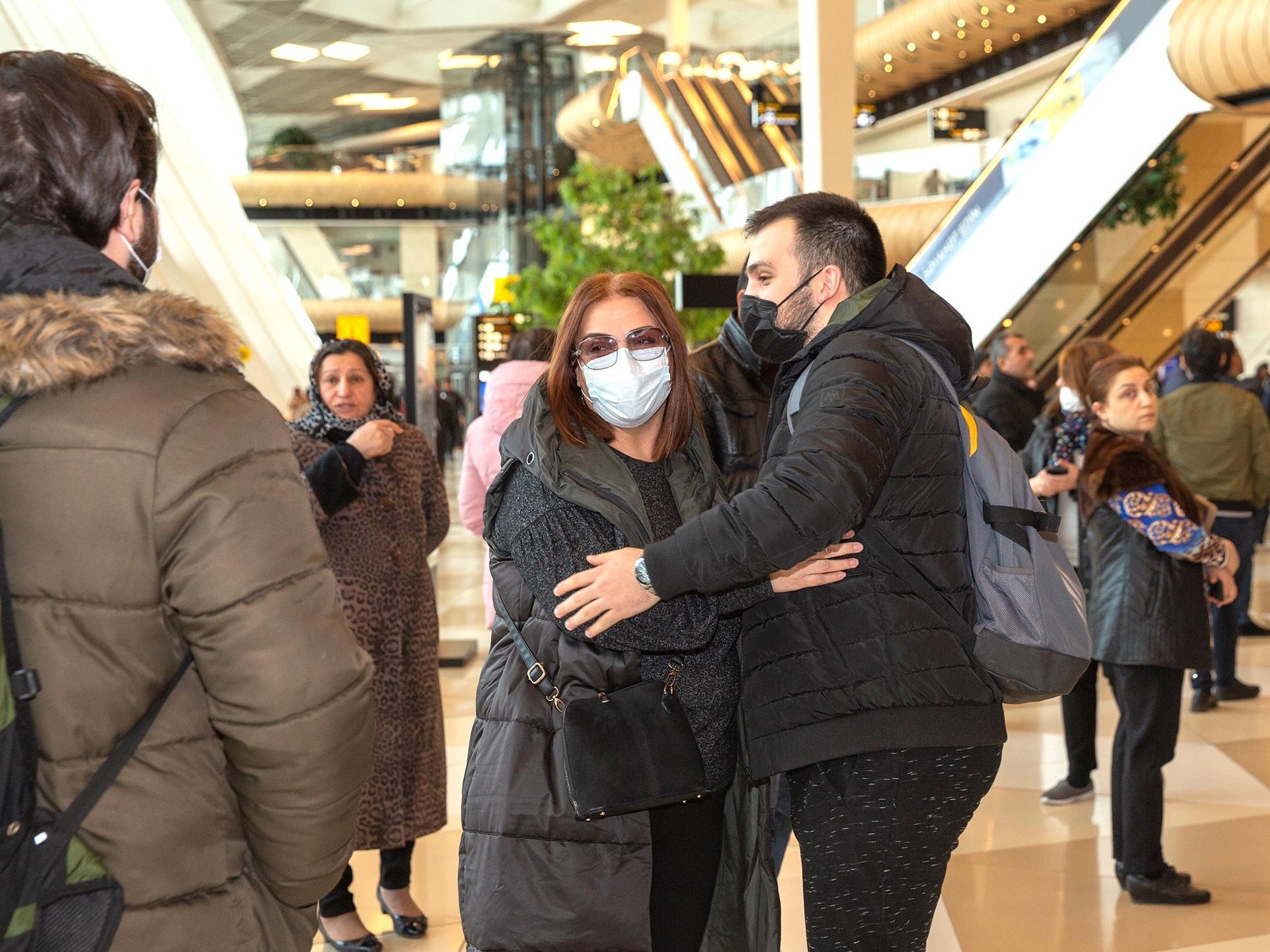 Эвакуация. Как Азербайджан и другие страны справляются с возвращением своих граждан на родину