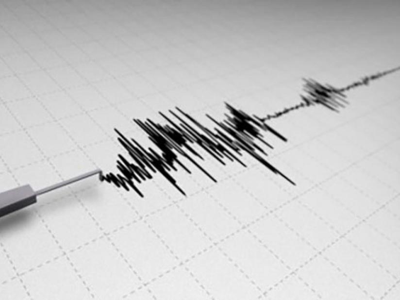 В Каспийском море произошло землетрясение магнитудой 3,1