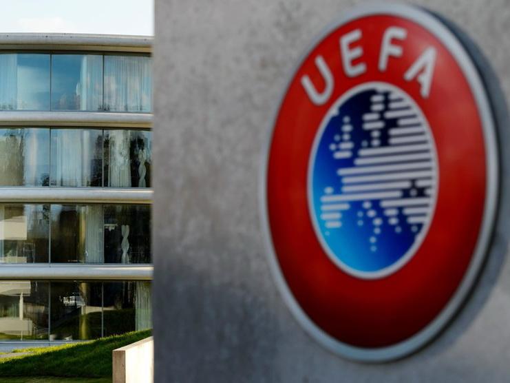 УЕФА перенес все июньские матчи сборных