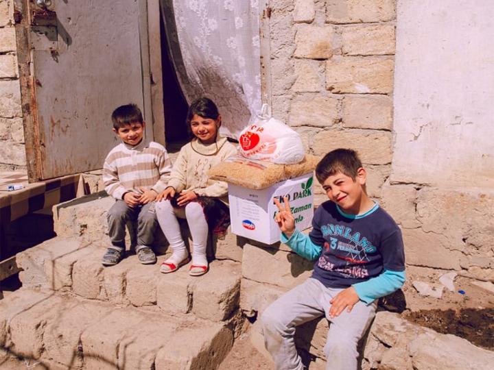 ПРИЗЫВ к поддержке от бренда «Eko Park»: 600 семьям будет оказана помощь – ФОТО – ВИДЕО