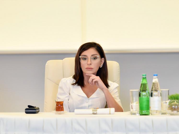 Мехрибан Алиева опубликовала пост об апрельских боях - ФОТО