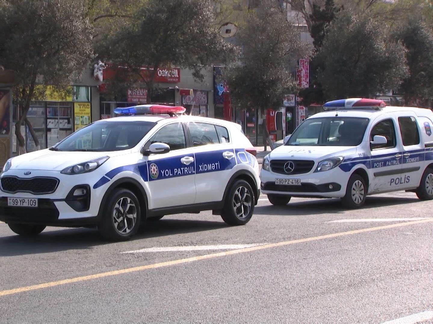 SMS и предварительные звонки: Передвижение граждан в Азербайджане будет отслеживаться полицией - ВИДЕО