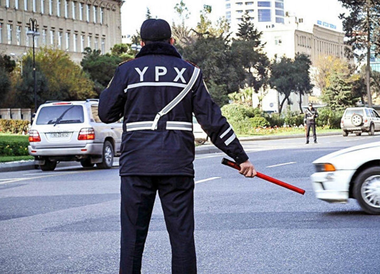 Дорожная полиция о том, каких водителей Баку штрафуют за нарушение карантина – ФОТО