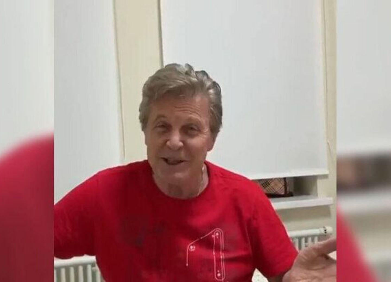 Зараженный коронавирусом Лев Лещенко рассказал о самочувствии и спел в палате - ВИДЕО