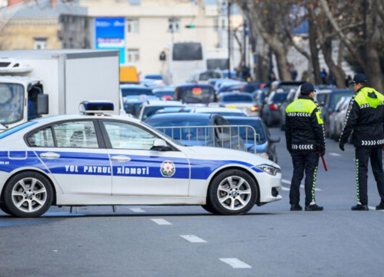 Дорожная полиция Баку усиливает контроль на дорогах