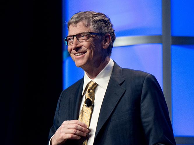 Билл Гейтс потратит миллиарды долларов на разработку вакцины от коронавируса