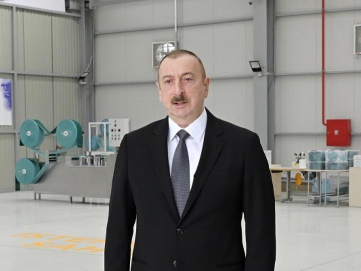 Ильхам Алиев: В результате оперативных мер мы не допустили распространения этой беды в стране