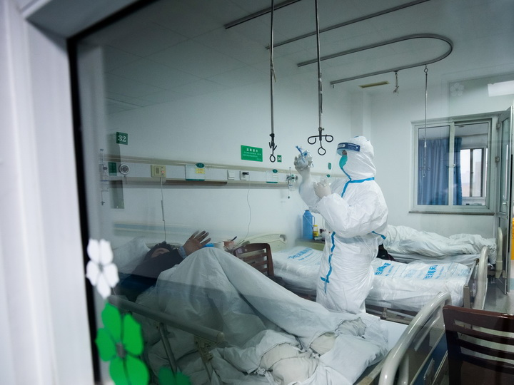 В Армении уже 833 зараженных коронавирусом