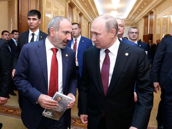 Газовые переговоры Москвы и Еревана в кризисный период приобретают иной контекст