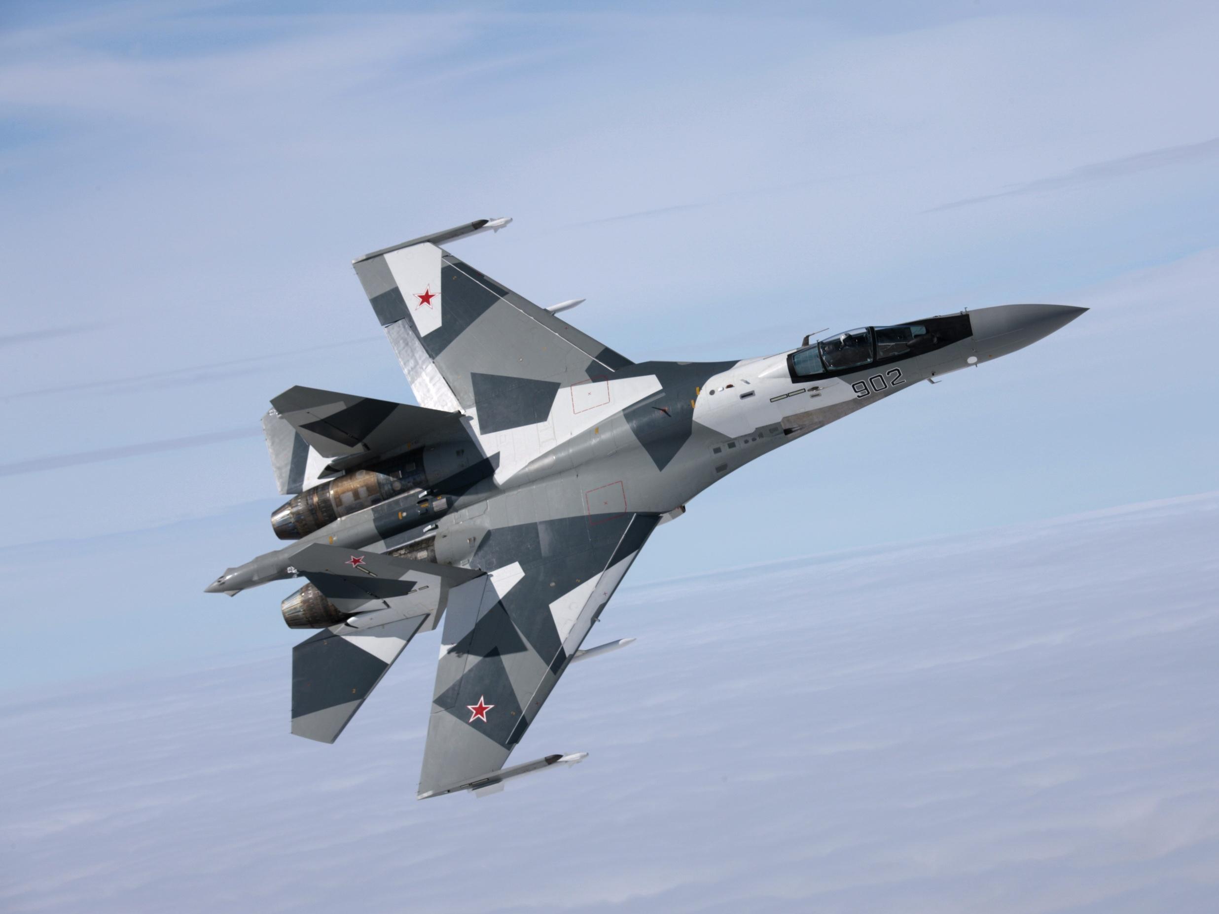 ВВС Азербайджана намерены закупить российские истребители Су-35 и МиГ-35 - ФОТО