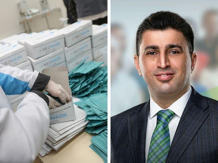 Шахин Сеидзаде: «Острая нехватка медицинских масок будет устранена в короткие сроки» - ВИДЕО