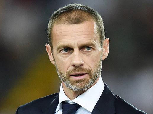 УЕФА намерен завершить национальные чемпионаты