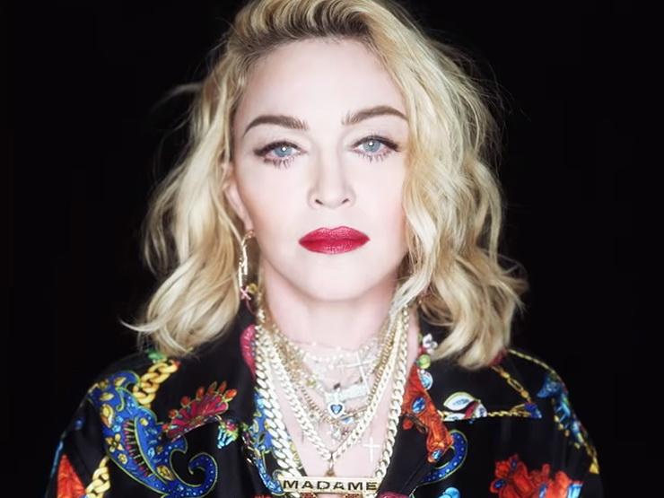 Мадонна пожертвовала миллион долларов на борьбу с коронавирусом