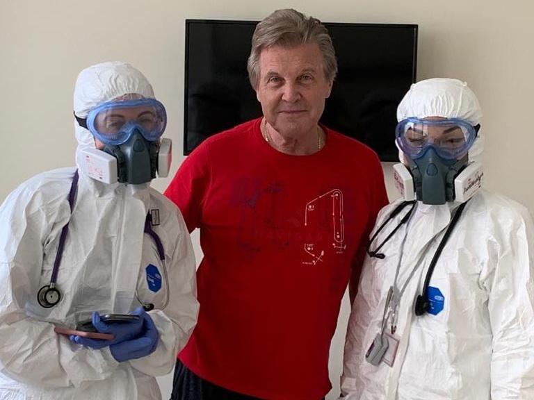 Лев Лещенко вылечился от коронавируса – ФОТО