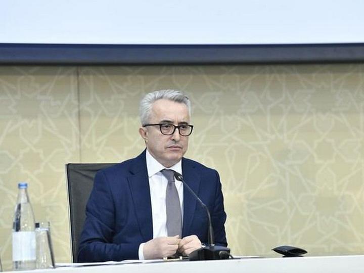 Брифинг в связи с коронавирусом в Азербайджане - ВИДЕО