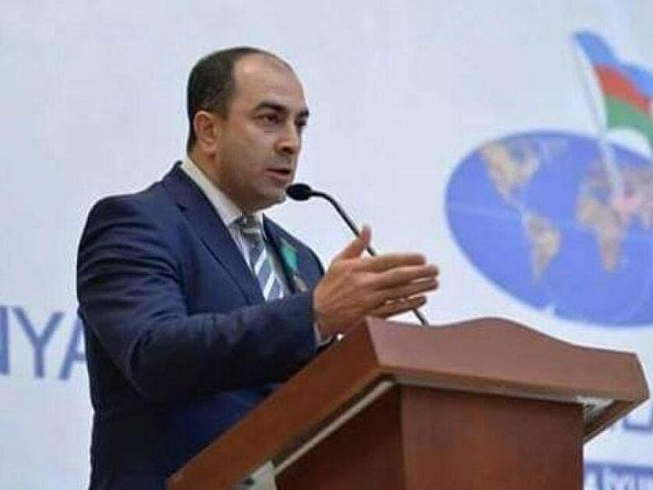 Глава азербайджанской диаспоры в Украине заразился коронавирусом