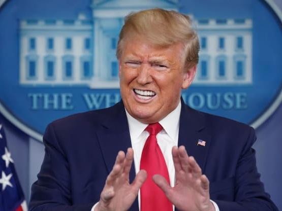 Трамп допустил возвращение США в ВОЗ, но при сокращении взносов