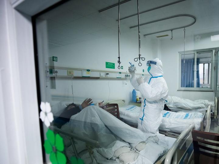Количество случаев заражения коронавирусом в России за сутки превысило 1 тыс.