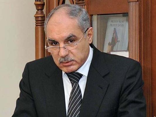 Ханлар Велиев вновь назначен на должность военного прокурора